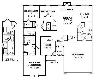 Dover - Floor 1