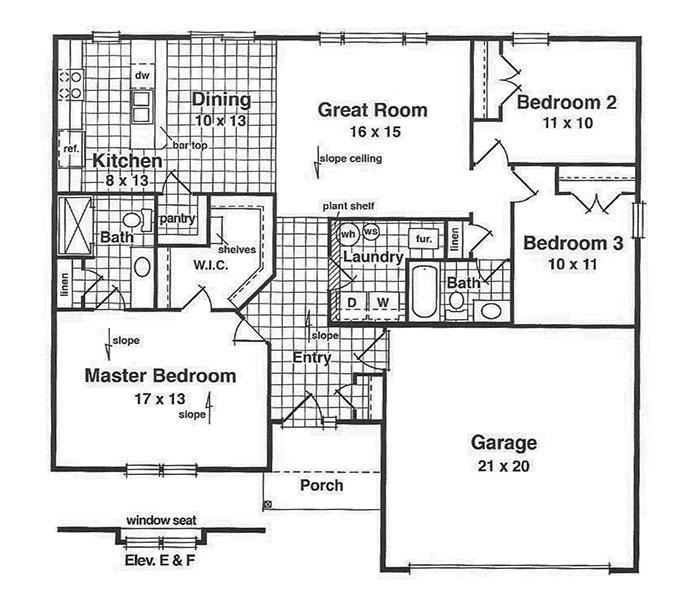 Madison - Floor 1