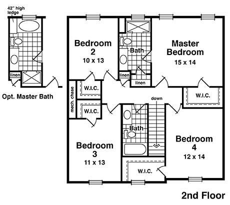 Sacramento - Floor 2