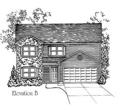 Providence - Elevation # 2