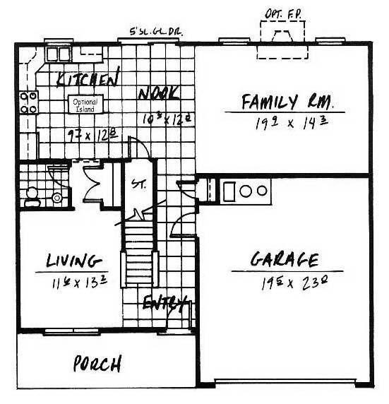 Providence - Floor 1