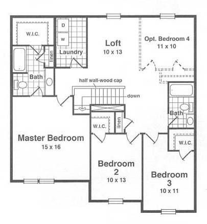 Raleigh - Floor 2