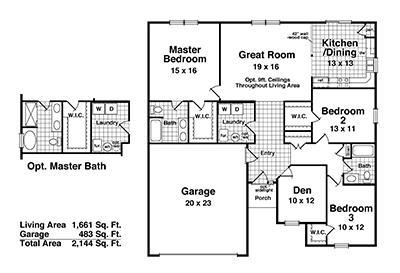 Hagerstown II - Floor 1