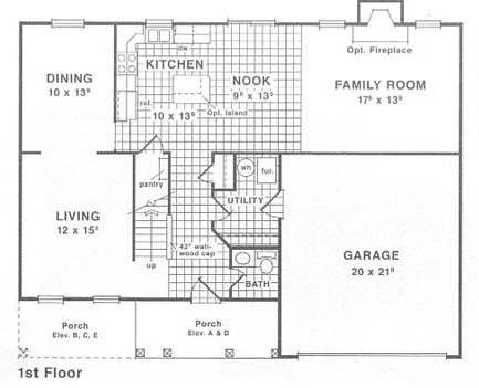 Richmond - Floor 1