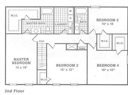 Richmond - Floor 2