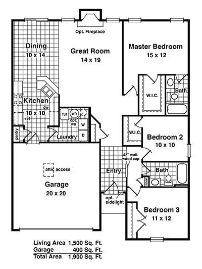 Topeka - Floor 1